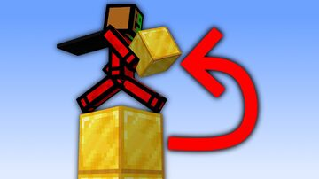 Minecraft, But You Earn Every Block You Step On... Minecraft Data Pack