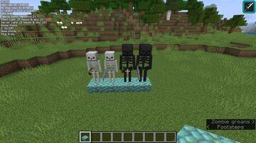 Skeleton+ Minecraft Data Pack