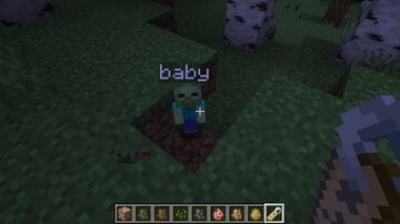 PermaBaby - Nametags Can Lock mobs as Babies Minecraft Data Pack