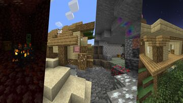 Dungeon Exploration Data Pack dv0.1.5 Minecraft Data Pack