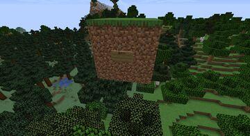Minecraft But Touching Grass Kills You Minecraft Data Pack
