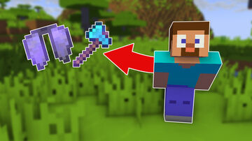 Minecraft, but dying drops op loot Minecraft Data Pack