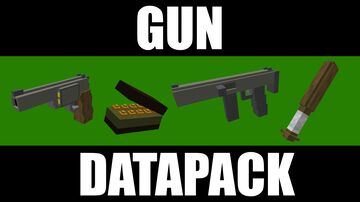 GUN Data Pack Minecraft Data Pack