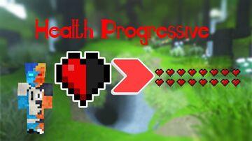 Heath Progressive Minecraft Data Pack