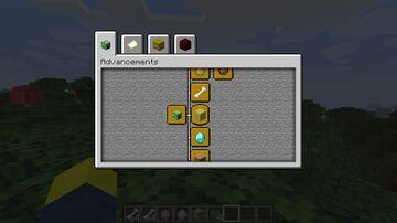 Meme achievements Minecraft Data Pack