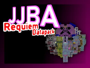 JoJo's Bizarre Adventure Requiem Minecraft Data Pack