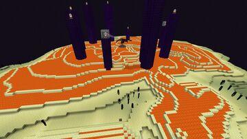 Better End Battle Minecraft Data Pack