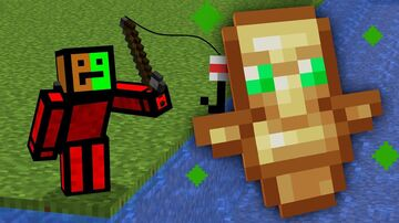 Minecraft, But Fishing is Insanely OP Minecraft Data Pack