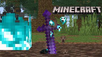 The Nameless Demonized Sword 1.16 Minecraft Data Pack