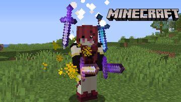 12 Custom Sword 1.17 Minecraft Data Pack