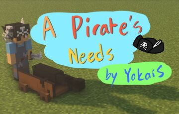 A Pirate's Needs | Speed-Packing Contest Entry Minecraft Data Pack