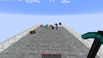 Minecraft but Diorite, andesite and granite drop op loot Minecraft Data Pack