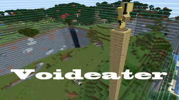 Voideater - The void is rising (V2.0) Minecraft Data Pack