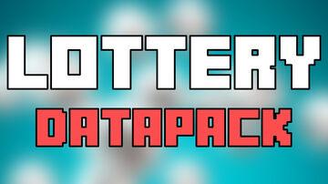 5 Minute Lottery Datapack Minecraft Data Pack