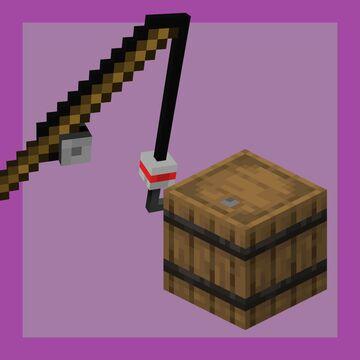 Sunken Chests and Barrels Minecraft Data Pack