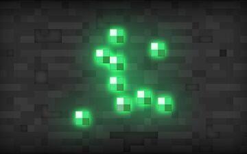 Better Emerald Ore Minecraft Data Pack