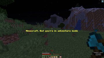 Minecraft, But Anything Can Happen Every 3 Minutes [ 1.16+ ] Minecraft Data Pack