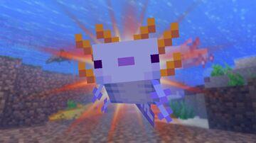The Chosen One Axolotl - 1.17~ Minecraft Data Pack