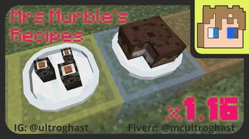 Mrs Murble's Recipes (1.16, dead version) Minecraft Data Pack