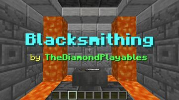 """Blacksmithing - Removes """"Too Expensive"""", Repair and Recycle Anvils! [1.17x] Minecraft Data Pack"""