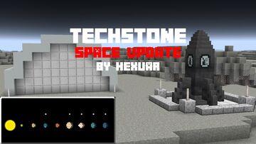 Techstone [Space Update] (MC 1.17) Minecraft Data Pack