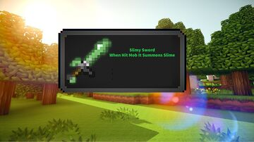 3 New Custom Swords NOW WITH RES PACK USe OPTIFINE Minecraft Data Pack