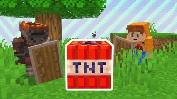 Captive Survivalist [Datapack Minigame] Minecraft Data Pack
