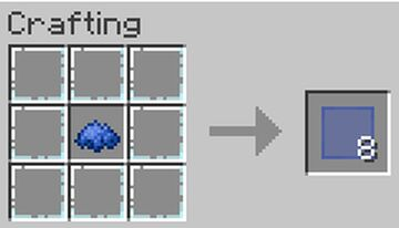 Dyeable Glass Panes Minecraft Data Pack