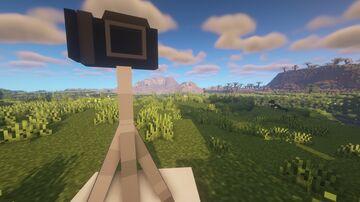 Camera datapack for 1.16+ Minecraft Data Pack