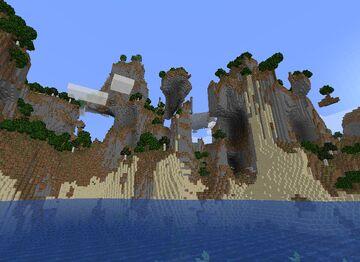 World Increase Minecraft Data Pack