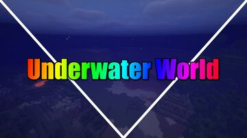 Underwater World Minecraft Data Pack