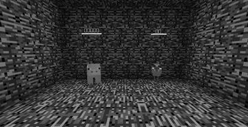 Hp Bar Gray Minecraft Data Pack