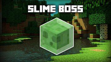 Slime Boss Minecraft Data Pack