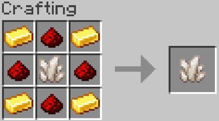 Storage controller recipe