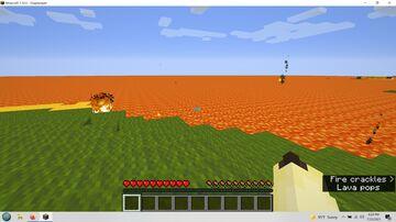 Burning World Minecraft Data Pack