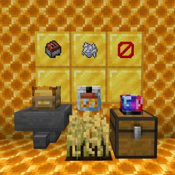 Honeypunk Expansion (Includes Player Detector) Minecraft Data Pack