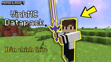 Minecraft VinhMC Datapack by GudGemMC Minecraft Data Pack