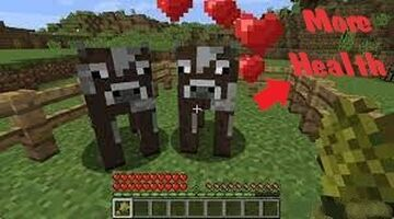 Breeding Gives More Health Minecraft Data Pack