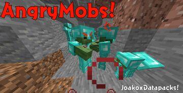 AngryMobs! Minecraft Data Pack