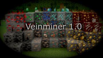 Veinminer v1.0 Minecraft Data Pack
