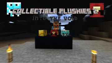 Collectible Plushies 2 -defunct- Minecraft Data Pack