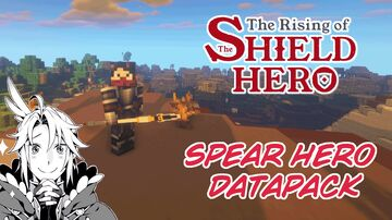 Reprise Of The Spear Hero Datapack (Shield Hero) Minecraft Data Pack