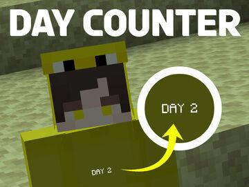 Minecraft Day Counter [100 DAYS MINECRAFT] 1.16 Minecraft Data Pack