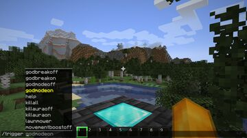 CmdPlus 1.17v3 Minecraft Data Pack