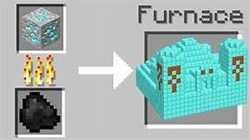 Minecraft But You Can Smelt Structures - By Santhosh Minecraft Data Pack