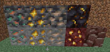 Easier Ingots Minecraft Data Pack