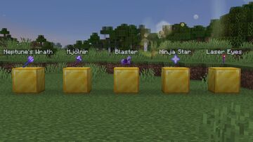 IFP Weapons Pack 1.17 Version Minecraft Data Pack
