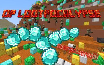 OP LOOTPOCALYPSE Minecraft Data Pack