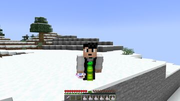 Experience Summoner (Get XP while you hold XP bottle) Minecraft Data Pack