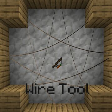 Wire Tool Minecraft Data Pack